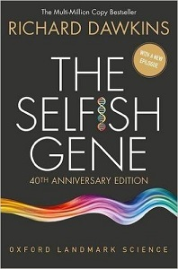 The Selfish Gene cover; ISBN: 0198788606