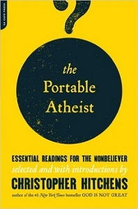 The Portable Atheist cover; ISBN: 9780306816086